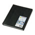 REDA30C81 - NotePro Undated Daily Planner, 11 x 8-1/2, Black
