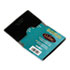SAM81000 - Vinyl Business/Credit Card Wallet Holds 20 2 x 3 1/2 Cards, Black