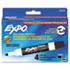 SAN82074 - Low Odor Dry Erase Markers, Bullet Tip, Assorted, 4/Set