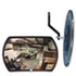 "160 degree Convex Security Mirror, 18w x 12"" h"