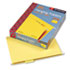 SMD64069 - Hanging File Folders, 1/5 Tab, 11 Point Stock, Letter, Yellow, 25/Box