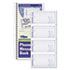 TOP4008 - Spiralbound Message Book, 2 3/4 x 5, Carbonless Duplicate, 600-Set Book