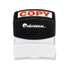 UNV10048 - Message Stamp, COPY, Pre-Inked/Re-Inkable, Red