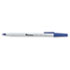 UNV27411 - Economy Ballpoint Stick Oil-Based Pen, Blue Ink, Medium, Dozen