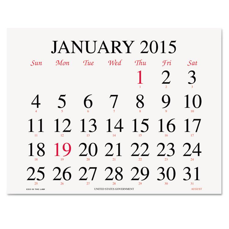 Va Pay Calendar 2016 | Calendar Template 2016