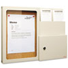 Vertiflex™ Products Suggestion Box with Message Board, Putty