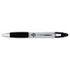 Zebra Z-Grip MAX Ballpoint Retractable Pen, Black Ink, Medium, Dozen