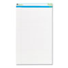 Universal® Sugarcane Sugarcane Based Writing Pads, Wide Rule, 14 x 8-1/2, White, 2 50-Sheet Pads/Pk