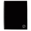 Universal® Sugarcane Sugarcane Based Notebook, College Rule, 11 x 8 1/2, White, 100 Sheets/Pad