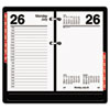 AT-A-GLANCE® Desk Calendar Refill with Tabs, 3 1/2