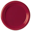 SOLO Cup Company PLATE,PLASTIC,9