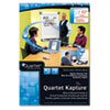 Quartet® Kapture Digital Flipchart Pads, Self-Adhesive, 2 Pack
