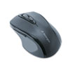 Kensington® Pro Fit Wireless Mid-Size Mouse, 2.4GHz, Black