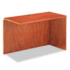 Alera® Verona Veneer Reversible Return Shell, 47-1/2w x 23-5/8d x 29-1/2h, Cherry