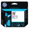 HP HP 72, (C9383A) Magenta/Cyan Printhead