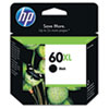 HP HP 60XL, (CC641WN) High Yield Black Original Ink Cartridge