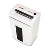 HSM of America 104.3CC Continuous-Duty Cross-Cut Shredder, 14 Sheet Capacity