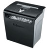 Fellowes® Powershred P-48C Deskside Cross-Cut Shredder, 8 Sheet Capacity