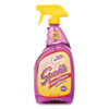 Sparkle Glass Cleaner, 33.8oz Spray Bottle, 12/Carton
