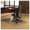 Floortex® ClearTex Ultimat Polycarbonate Chair Mat for Carpet, 48 x 53, Clear