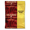Millstone Gourmet Coffee, Breakfast Blend, 1.75 oz Fraction Pack, 40/Carton