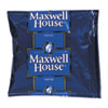 Maxwell House® Coffee, Regular Ground, 1.5oz Pack, 42/Carton