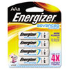 Energizer® Advanced Lithium Batteries, AA, 8/Pack