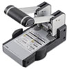 CARL® 100-Sheet Heavy-Duty XHC-2100 Two-Hole Punch, 9/32