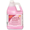 Ajax® Dish Detergent, Pink Rose, 1gal Bottle, 4/Carton