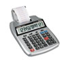Canon® P23-DHV Two-Color Printing Calculator, Purple/Red Print, 2.3 Lines/Sec
