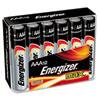 Energizer® MAX Alkaline Batteries, AAA, 12 Batteries/Pack