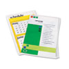 Fellowes Laminating Pouches, 3 mil, 9 x 14 1/2, 50/Pack