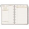 Day Runner® Recycled Two-Page-per-Day Planning Pages, 5-1/2 x 8-1/2,, 2015