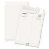 SURVIVOR Tyvek Mailer, Side Seam, 9 x 12, White, 50/Box