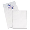 SURVIVOR Tyvek Jumbo Mailer, Side Seam, 14 1/4 x 20, White, 25/Box