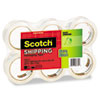 Scotch® 3500 Packaging Tape, 1.88