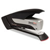 PaperPro® Prodigy Spring Powered Stapler, 25-Sheet Capacity, Black/Silver