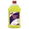 Ajax® All-Purpose Liquid Cleaner, Lemon Scent, 32oz Bottle
