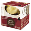 Dolce Gusto Coffee Capsules, Dark Roast, 1.85oz, 16/Box