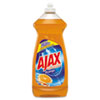 Ajax® Dish Detergent, Liquid, Antibacterial, Orange, 30 oz, Bottle