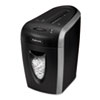 Fellowes® 59Cb Light-Duty Cross-Cut Shredder, 9 Sheet Capacity