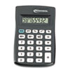 Innovera 15901 Pocket Calculator, Black