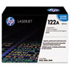 HP Q3964A (HP 122A) Imaging Drum, Black/Color