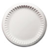 Dixie Basic™ Clay Coated Paper Plates, 8 5/8