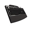 Kensington® Pro Fit Comfort Keyboard, Internet/Media Keys, Wired, Black