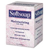 Softsoap® Moisturizing Soap w/Aloe, Unscented Liquid, Dispenser, 800mL