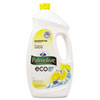 Palmolive® Automatic Dishwashing Gel, Lemon, 75oz Bottle, 6/Carton