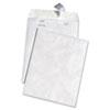 Survivor® White Leather Tyvek Mailer, 10 x 13, White, 100/Box