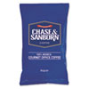 Chase & Sanborn Coffee, Regular, 1 1/4 oz. Packets, 42/Box