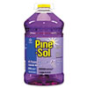 Pine-Sol® Scented All-Purpose Cleaner Concentrate, Lavender Clean, 144oz Bottle, 3/Carton